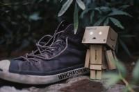 投稿作品No.6045 啊愣与说脱口秀的鞋
