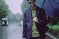 投稿作品No.6016 雨天和芥末绿
