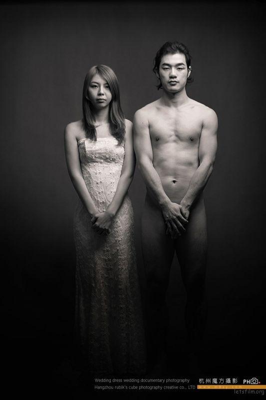 不忘初心-个性婚纱照 魔方婚纱摄影 (10)