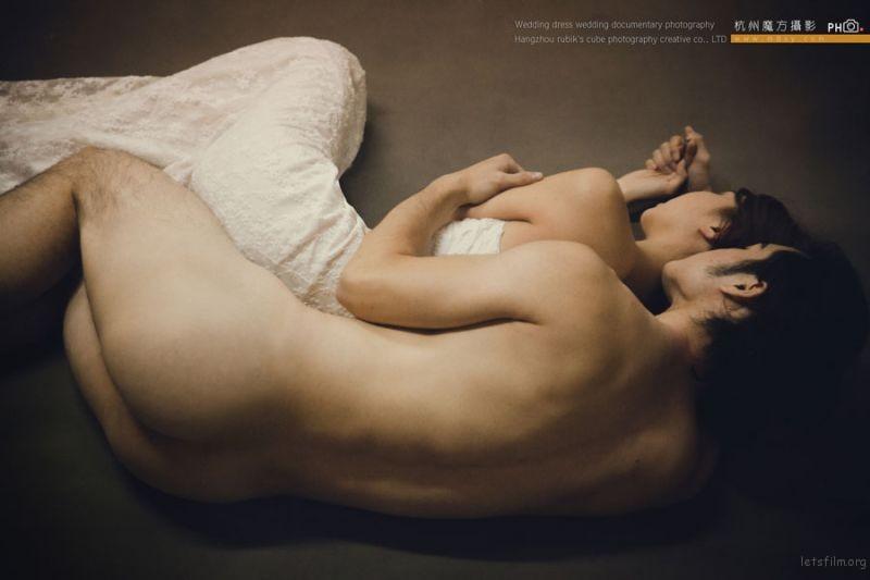 不忘初心-个性婚纱照 魔方婚纱摄影 (3)