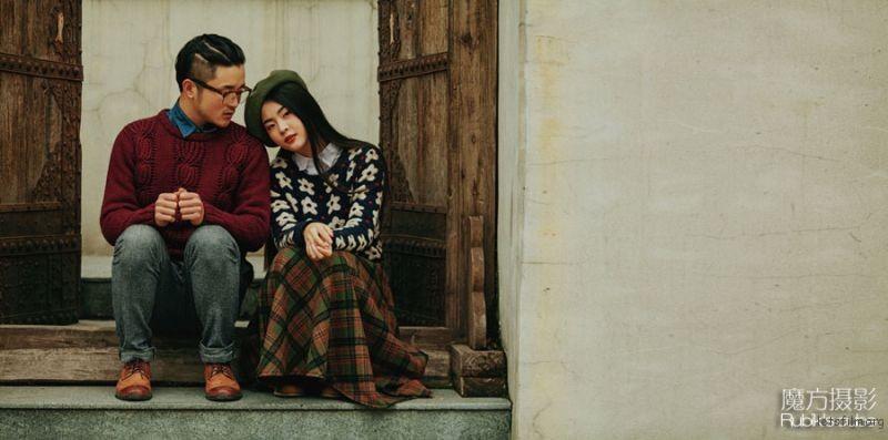 杭州婚纱摄影 魔方摄影工作室 胶片婚纱照 杭州婚纱照 (10)