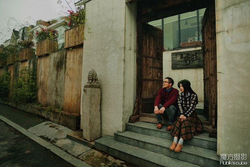 杭州婚纱摄影 魔方摄影工作室 胶片婚纱照 杭州婚纱照 (11)