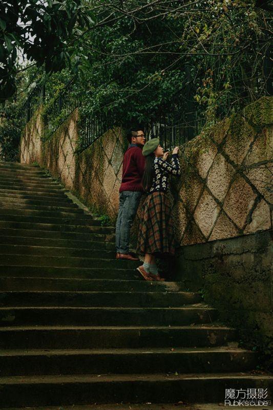 杭州婚纱摄影 魔方摄影工作室 胶片婚纱照 杭州婚纱照 (13)