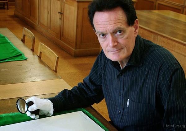 牛津大學藝術史教授坎普。圖取自Artnet。