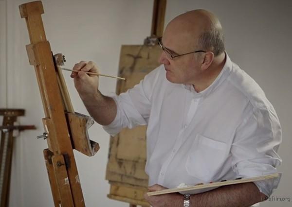 英國偽畫家格林哈爾希。圖取自Lancashire。