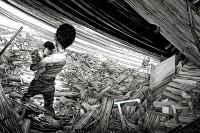 黑白传奇 - Nicholas Delort 绘画