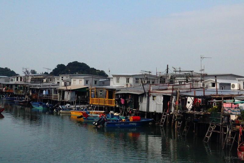 渔村部落,仿佛不同的屋檐承载着不同的故事。亲近自然。