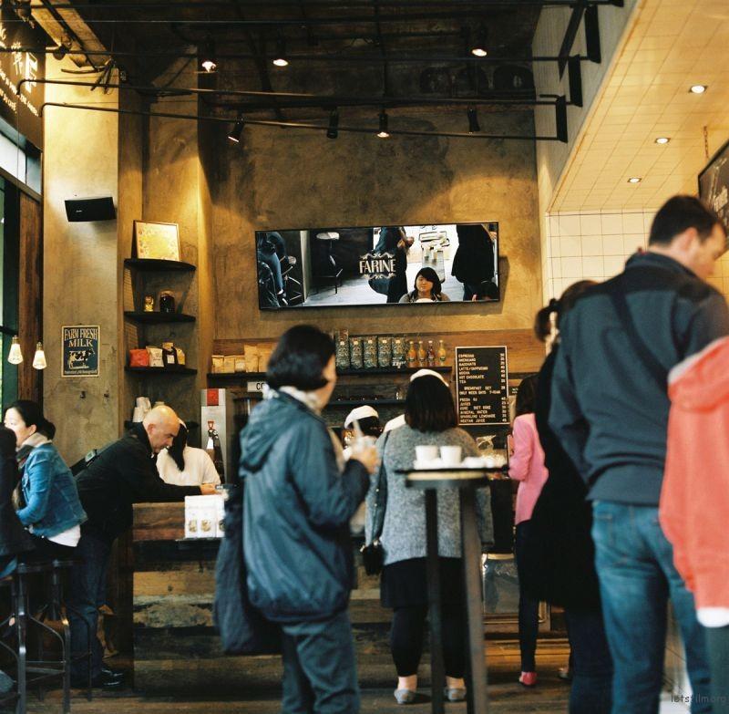 カフェ時間——FARINE | 胶片的味道