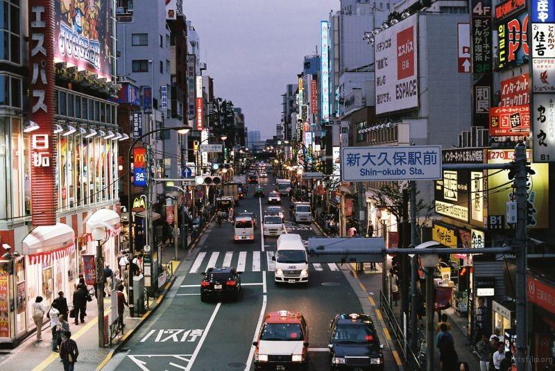 「日本の夜の物語」