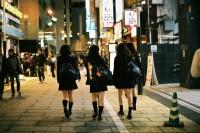 日本の夜の物語