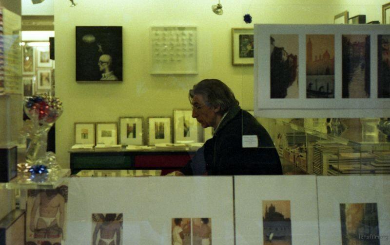 画廊主人,威尼斯