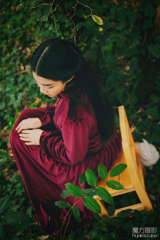 魔方摄影工作室 胶片婚纱照 杭州婚纱照 杭州婚纱摄影 (3)