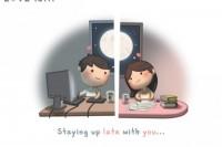 爱情是。。。