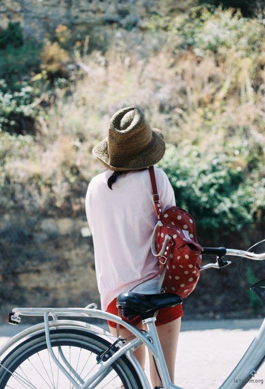 塞戈维亚骑自行车