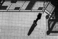 [7161] 街頭攝影黑白片系列