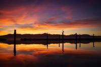 如何寻找到绝佳的日落景观拍摄地