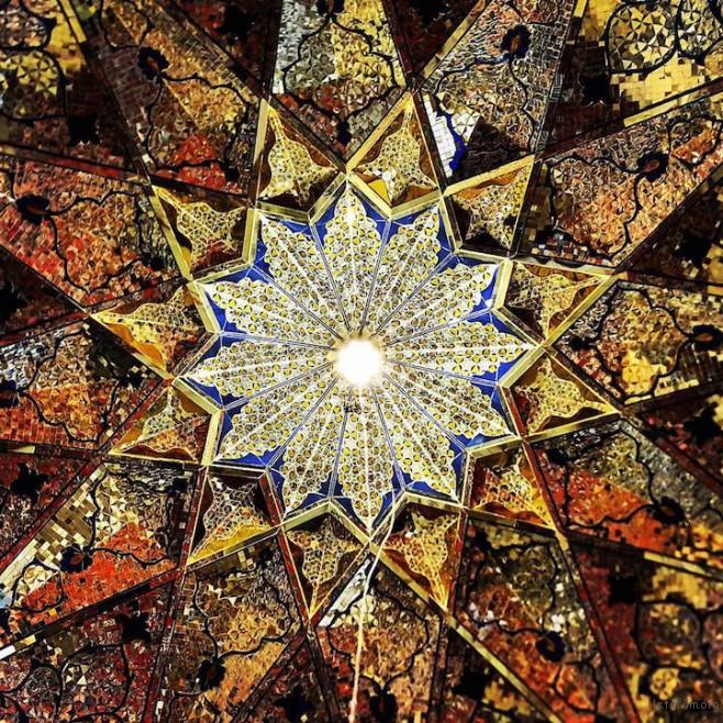 MosqueCeiling4-658x658