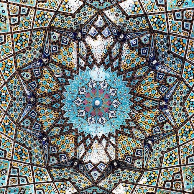 MosqueCeiling6-658x658