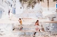 Asilah:北非摩洛哥海滨,有一座迷人的粉色小镇