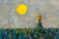 寂寞的月亮-前篇