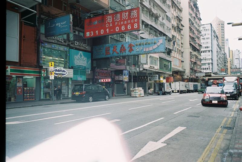 行摄香港1