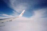 [7527] 飞机飞过天空 天空之城