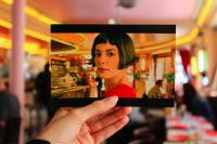 """她从墨西哥到巴黎,为了一睹 """"Amélie"""" 电影中的真实世界"""