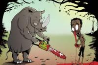 如果角色对调? ! 15 幅值得反思的插画,让人类体会动物的感受