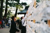 花見 岡崎城