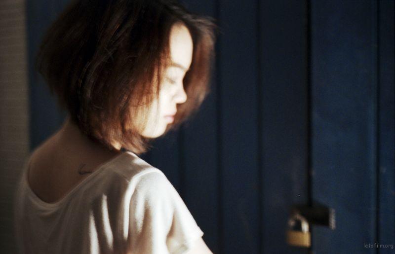 [7819] 她一个人 在自己心里流浪 | 胶片的味道
