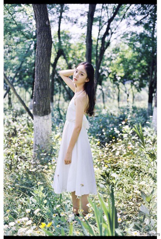 [7841] 喜欢是藏不住的 风会告诉整个森林 | 胶片的味道