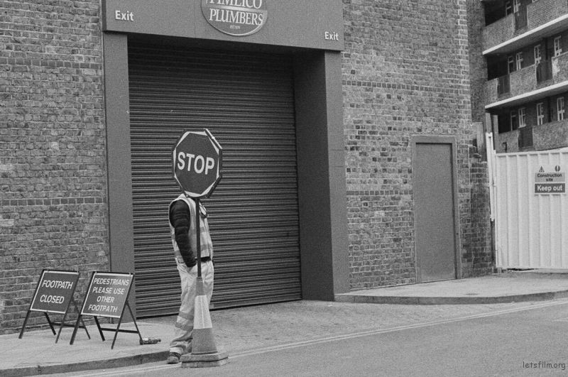 [7828] 在伦敦 | 胶片的味道