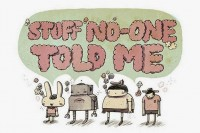 Stuff No One Told Me:看似简单的 20 张插图,藏着日常中不可否认的真实样貌!