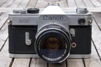 名不见经传的精实单眼 - Canon FX