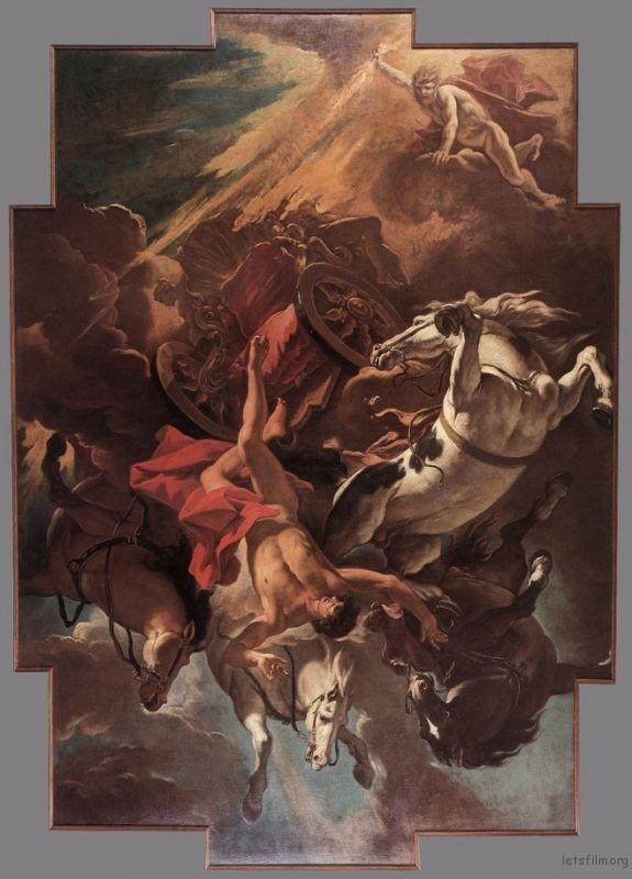 Sebastiano_Ricci_-_Fall_of_Phaeton_-_WGA19423-658x915