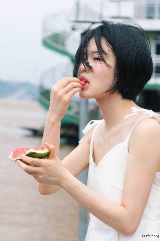 [8290] 夏 江风 少年 | 胶片的味道