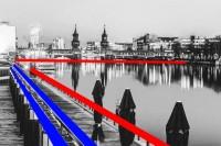 『摄影教学』如何运用线条为自己的城市作品增色