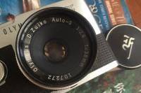 D.Zuiko Auto.S 38mm f/2.8 - 不知限定为何物的限定版镜头