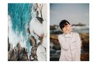 [8430] 蓝海白浪和凉风,还有倪