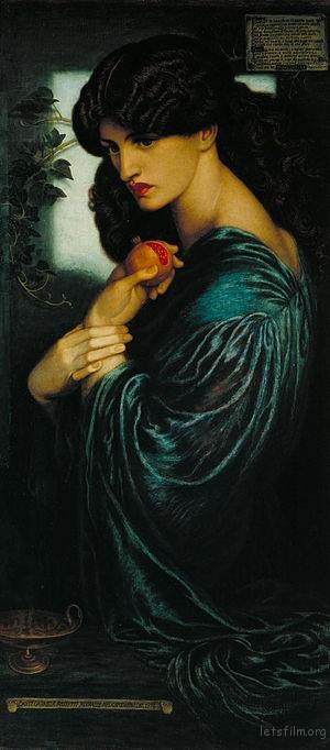Dante_Gabriel_Rossetti_-_Proserpine_1874