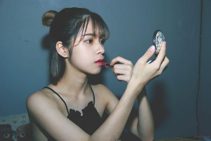 [8919] 18岁少女的胶片写真 | 胶片的味道