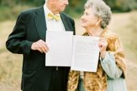 执子之手,孙女掌镜为祖父母拍摄63周年结婚纪念照
