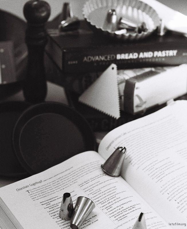 糕点师的工具