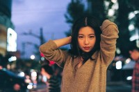 [9535] Rachel的上海旅拍2