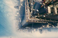 充满科幻色彩的摄影,堪比盗梦空间的「正方形世界」