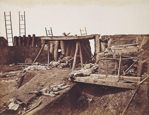 大沽炮台,1860年,Felice Beato