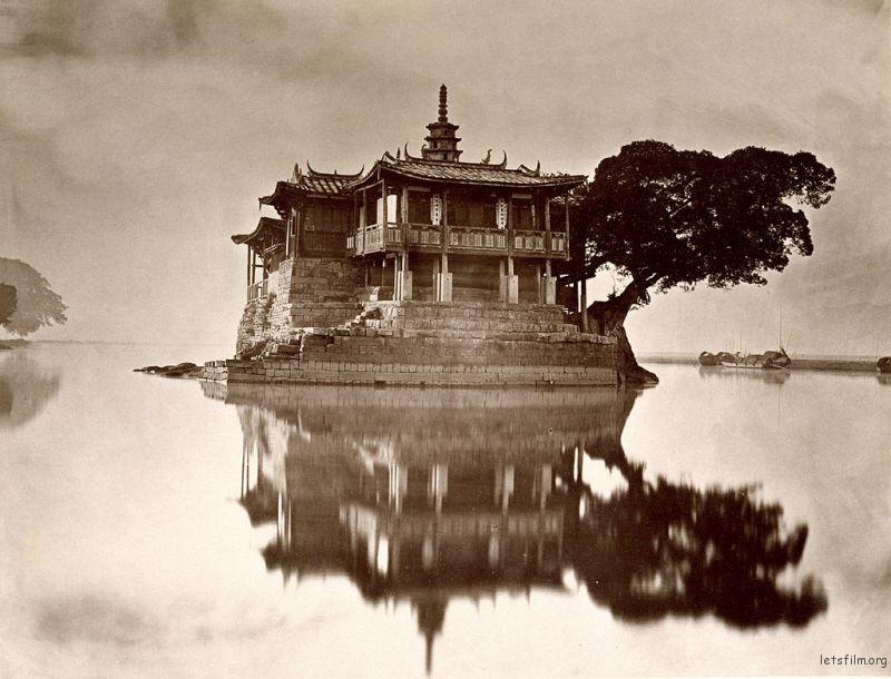 福州金山寺,1871年