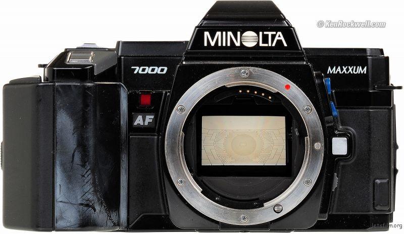 Minolta Maxxum 7000