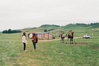 大草原的夏天