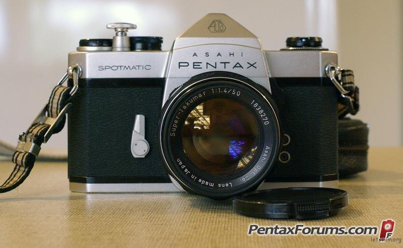 Pentax SP